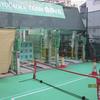 「テニスステーション」会場設営-サムネイル