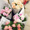 おすすめのお花:ヒマワリ・バラ-サムネイル