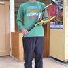 お気に入りのテニスラケット、シューズ、ウエア-サムネイル