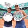 二宮真琴選手、全仏オープンテニス 女子ダブルス準優勝-サムネイル