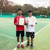【活動レポート】第57回目黒区体育祭 秋季テニス大会-サムネイル