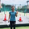 土居美咲選手 全米オープンテニス2020-サムネイル