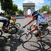 Tour de Franceの魅力④ ゴールはシャンゼリゼを疾走!-サムネイル