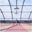 Tennis court写真