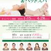 【終了】リフレクソロジー&ヘッドスパキャンペーン(1/15〜4/28)-サムネイル