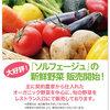 『ソルフェージュ』の新鮮野菜 販売開始!(1/8〜)-サムネイル
