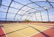 「テニスの利用について教えて下さい」イメージ写真