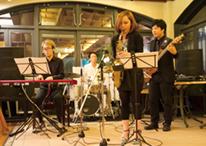 「ジャズやR&B中心のミュージックイベントに毎回参加!」イメージ写真