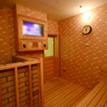 綺麗で清潔感あるお風呂・ロッカールーム写真